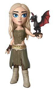 "Funko Rock Candy Game of Thrones - Daenerys Targaryen 5"" Figure"