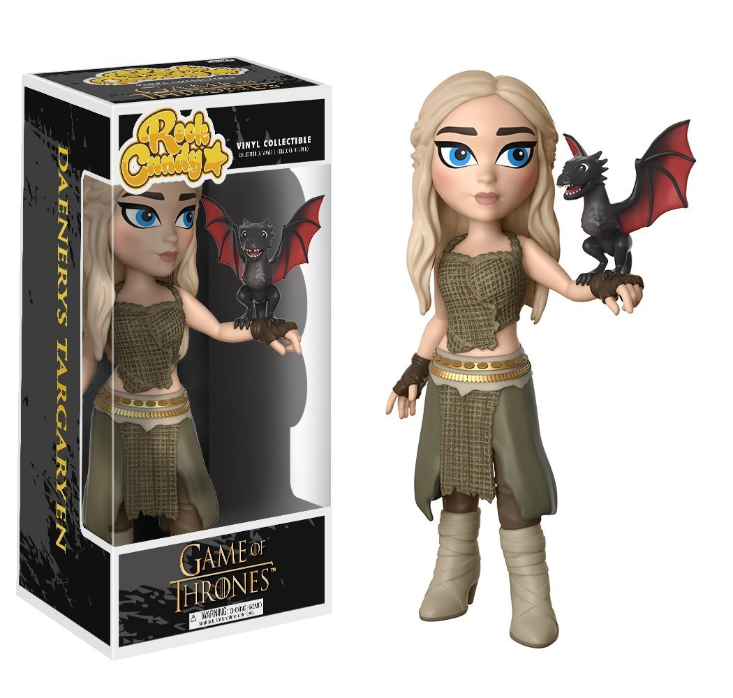 Funko Rock Candy Game of Thrones - Daenerys Targaryen 5
