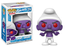 Funko Pop Animation Smurfs - Purple Gnap Smurf Figure