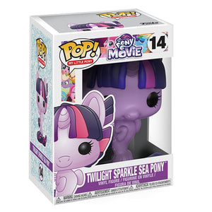 Funko Pop My Little Pony Movie - Twilight Sparkle Sea Pony Figure