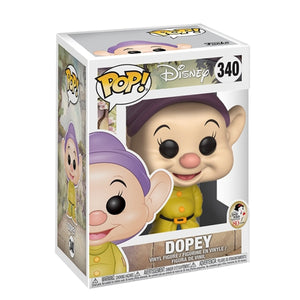 Funko Pop Disney Snow White - Dopey Dwarf Figure