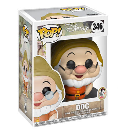 Funko Pop Disney Snow White - Doc Dwarf Figure