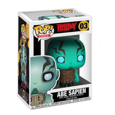 Funko Pop Hellboy - Abe Sapien Figure