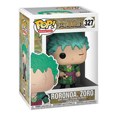 Funko Pop One Piece Roronoa Zero Figure