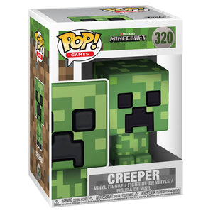 Funko Pop MineCraft Creeper Figure