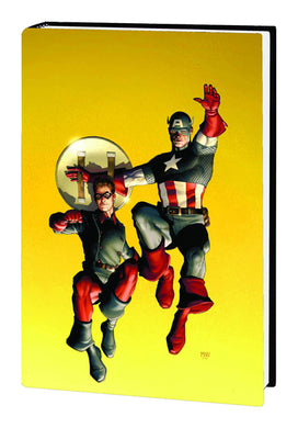 Marvels Project - Birth of the Super Heroes (Hardcover)