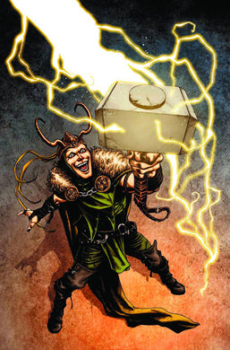 Thor - The Trials of Loki (Hardcover)