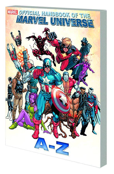 Official Handbook of the Marvel Universe A to Z Vol. 2 (Paperback)