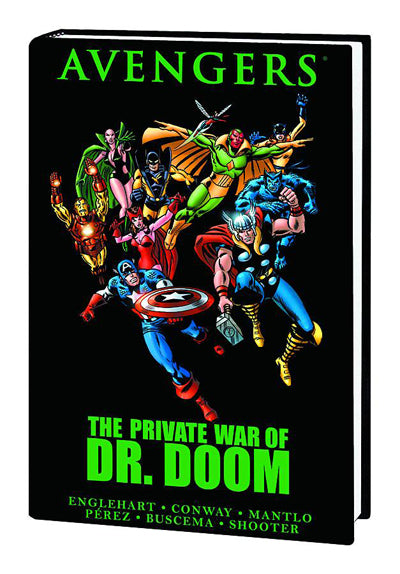 Avengers - Private War of Dr. Doom (Hardcover)