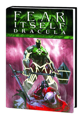 Fear Itself - Dracula (Hardcover)