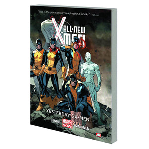All New X-Men, Vol. 01 - Yesterday's X-Men (Paperback)