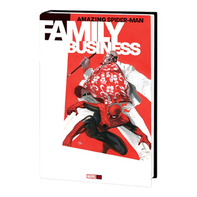 Amazing Spider-Man - Family Business (Original Hardback)