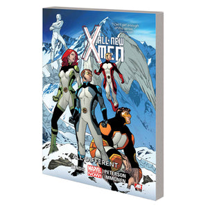 All New X-Men, Vol. 04 All Different (Paperback)