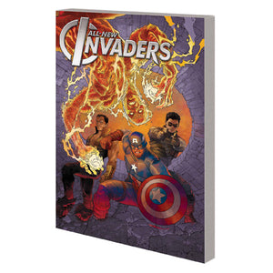 All-New Invaders, Vol. 01 - Gods and Soldiers (Paperback)