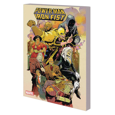 Power Man and Iron Fist Vol. 03 - Street Magic (Paperback)