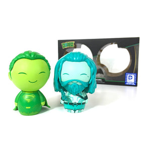 Funko Dorbz DC Comics Legion of Collectibles Batman v Superman - Aquaman & Superman Figures