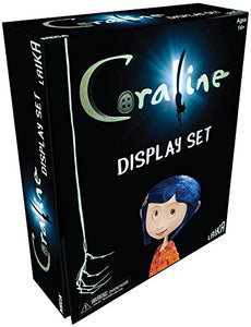 "Coraline 7"" Doll and Display Set Neca Exclusive SDCC 2017"