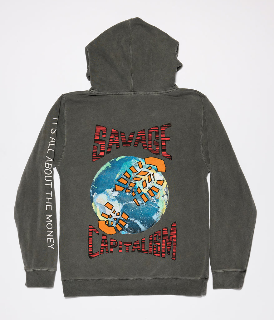 Fossil Hoodie
