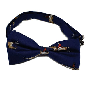 Epsom Derby Horse Racing Bow Tie