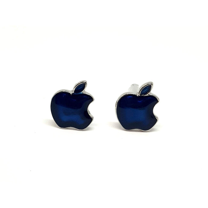 Apple Cufflinks-cufflinks-Society Gent