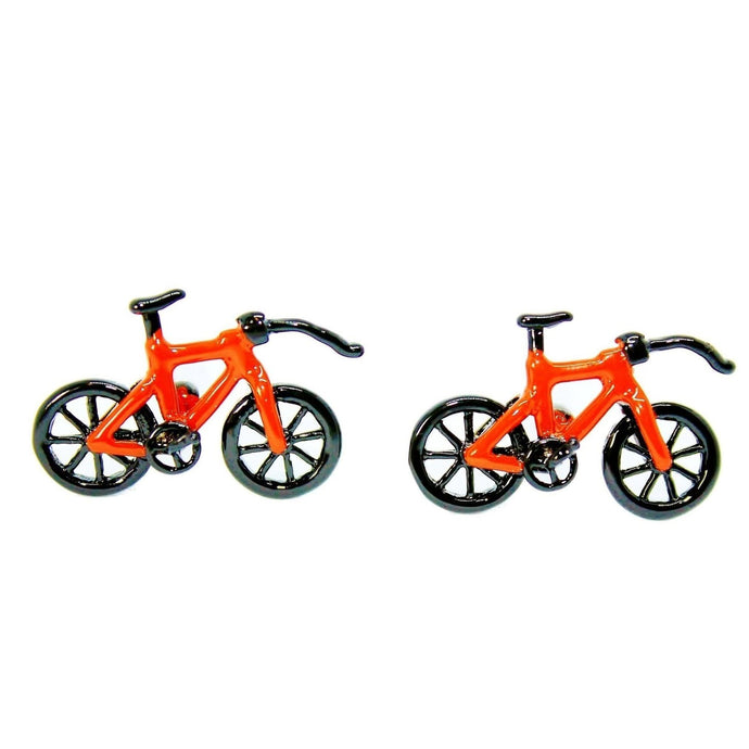 Bicycle Cufflinks-cufflinks-Society Gent