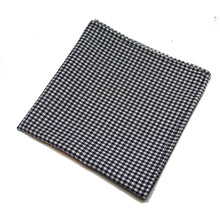 Houndstooth Pocket Square-pocket square-Society Gent