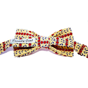 Laura Ashley Bow tie by Society Gent-bow ties-Society Gent