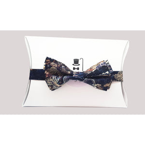 Liberty of London Atlas Pre-Tied Bow Tie-bow ties-Society Gent