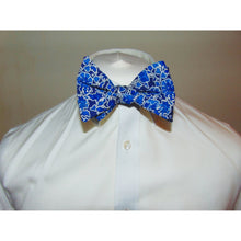 Pereira - Liberty of London Fabric Self-Tie-bow ties-Society Gent