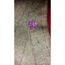 Plum Flower Lapel Pin-Society Gent