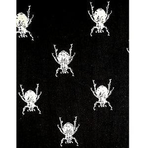 Gothic Beetle Pocket Square