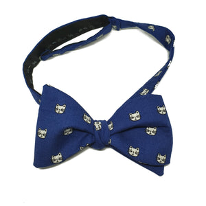 Cat Self Tie Bow Tie-bow ties-Society Gent