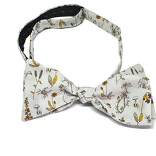 Harvest - Self Tie Bow Tie and Pocket Square Set