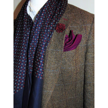 Sherice Wool Pocket Square-pocket square-Society Gent