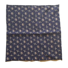Birds and Flowers Liberty Silk Pocket Square-bow ties-Society Gent