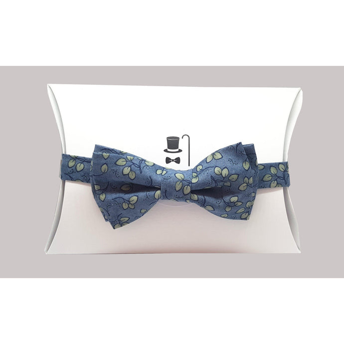 Summer on the Pond Pre-Tied Bow Tie-bow ties-Society Gent