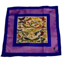 The Adolphe Millot - Society Gent's Signature Silk Pocket Square-pocket square-Society Gent