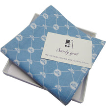 The Beehive Pocket Square-pocket square-Society Gent