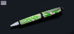 Gunnery Series Green / Pink Polymer Clay Pen