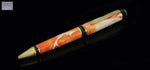 Gunnery Series Orange Sherbet Ballpoint Pen