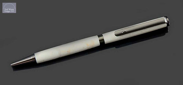 Private Series Clamshell Corian Ballpoint Pen