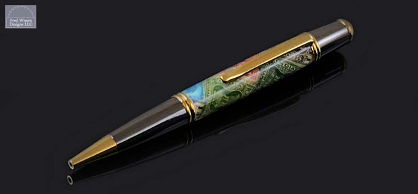 Sergeant Series India Stamp Pen