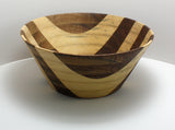 Walnut - Poplar Bowl