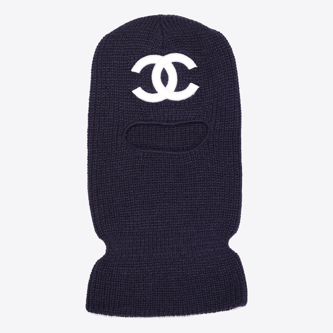 CC Ski Mask One Eye Navy