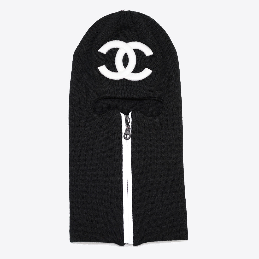 CC Zip Up Ski Mask