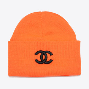 CC Beanie Neon Orange