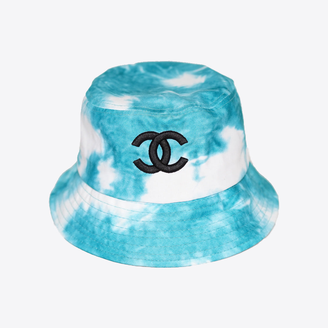 CC Tie Dye Bucket Hat Tiffany Blue