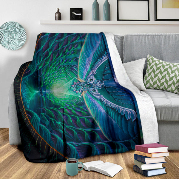 Spirit of the Forest Blanket