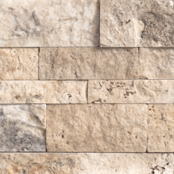 Split-Face Travertine