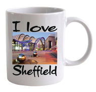 I love Sheffield mug